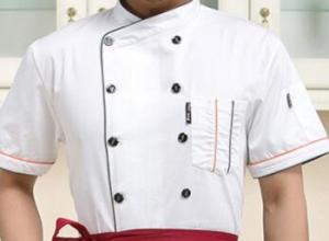 江西厨师服